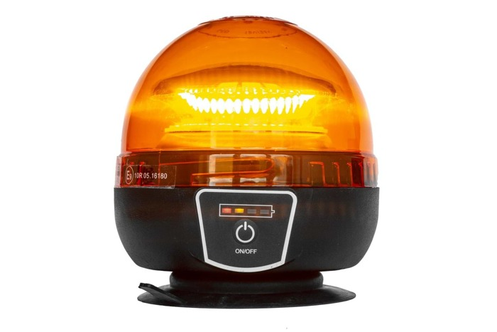 Avertizor optic ,,girofar'' cu LED SMD 14539