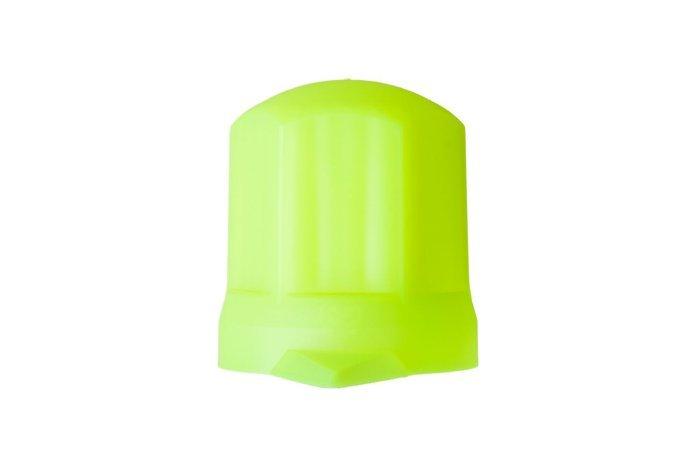Capac prezoane roți galben F32 Neon, indicator