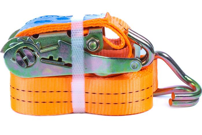 Chingă ancorare cu clichet 4 m/35 mm/2 t