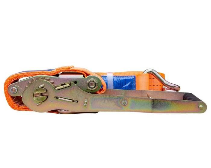 Chingă de ancorare cu clichet 8 m/50 mm/5 t