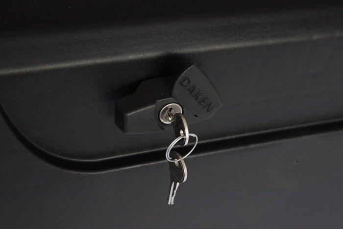 Cutie scule Daken BLACKIT 750 - cu două broaște