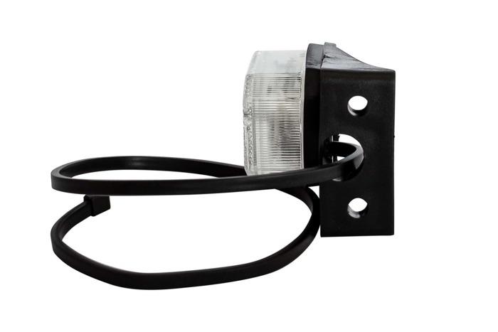 FRISTOM FT-001 Lampă albă de degajare cu suport și reflector