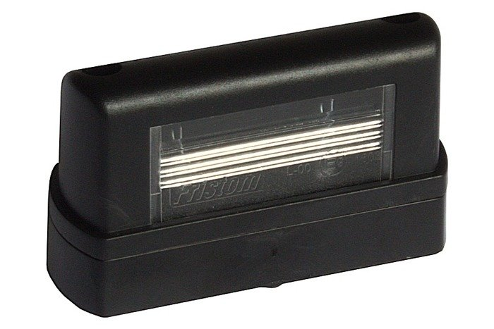 Iluminare placuță înmatriculare  Fristom FT-022