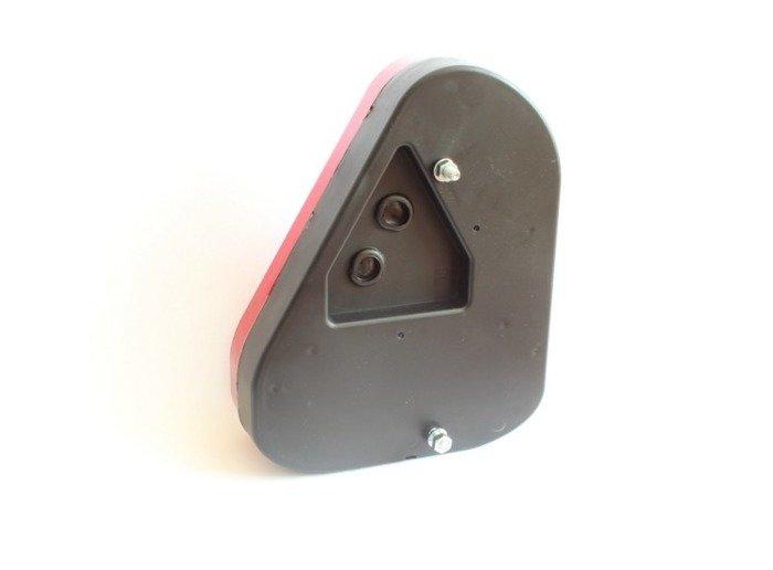 Lampă dreapta Multipoint pentru remorci auto - Fristom FT-77