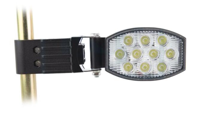 Lampă gabarit ovală laterală 10 LED 30W