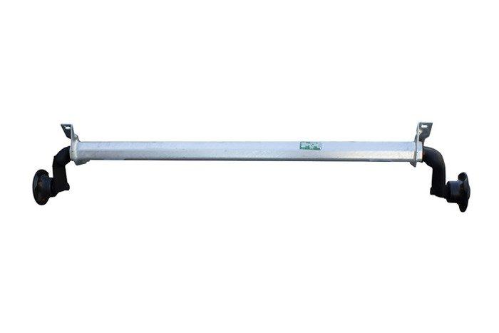 Osie fără frână pentru remorci auto AL-KO optima  A1350 C1840 mm 750 kg 100x4