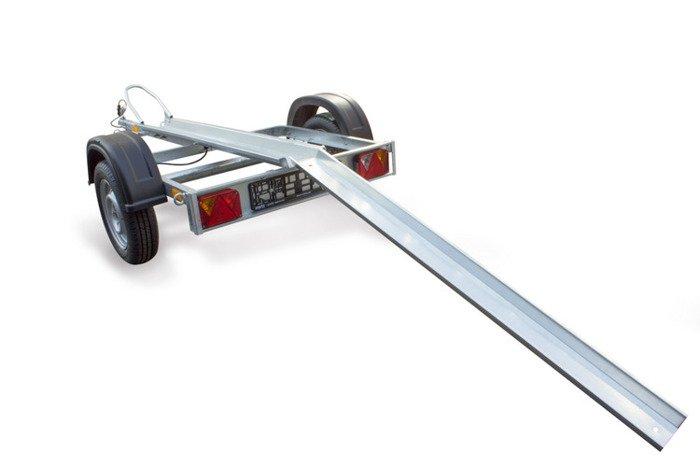 Remorcă auto transport motociclete Unitrailer Moto