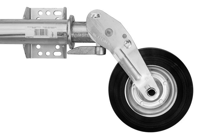 Roată de sprijin pentru remorci auto Winterhoff VK 60-KH-200 VBB