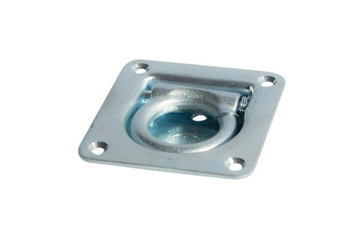 Set: ochet ancorare podea + plăcuță ZBF 70-1 Winterhoff