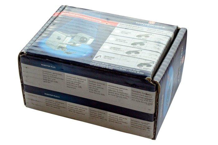 Sistem antifurt pentru cuplă ROBSTOP Winterhoff WS 3500