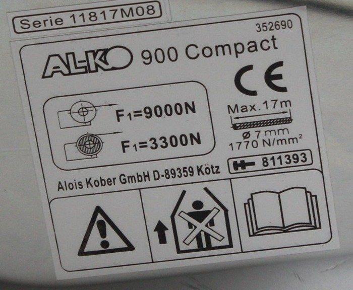 Troliu AL-KO 900C